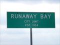Image for Runaway Bay, TX - Population 1104