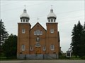 Image for Holy Trinity Ukrainian Catholic Church - Gonor MB