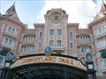 Image for Hidden Mickey at the Gates, Disneyland Paris, France