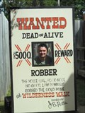 Image for Wanted Poster Cutout - Wilderness Walk - Hayward, Wisconsin