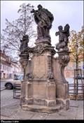 Image for Sv. Jan Nepomucký / St. John of Nepomuk - Hradcany (Prague)