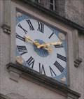 Image for Uhr / Clock Altes Rathaus Derendingen, Germany, BW