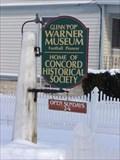 "Image for Glenn Scobey ""Pop"" Warner Museum and Tribute Plaque - Springville, New York"