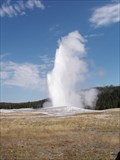 Image for Old Faithful Geyser, Yellowstone National Park, WY