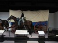 Image for Frontier Army Museum covered wagons -- Ft. Leavenworth KS