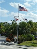 Image for Waterway Cafe Flag Pole - Palm Beach Gardens, FL