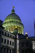 Image for CP2599 - Jackson New State Capitol Dome, Jackson, MS
