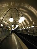 Image for Station de Metro Cité - Paris, France