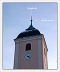 Image for TB 3409-10 Plumlov, kostel, CZ