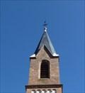 Image for Le clocher de Raon-les-Leau-Lorraine,France