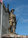 Image for Spirit of the Doughboy - Greencastle, Indiana
