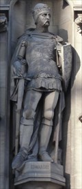 Image for Monarchs – King Edward III On Side Of Town Hall – Manchester, UK