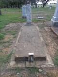 Image for J.A. Montgomery - Old Lebanon Cemetery - Lebanon, TX