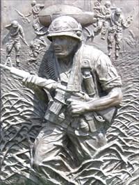 Vietnam War Memorial, Oklahoma City, OK.
