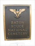 Image for Baton Rouge National Cemetery - Baton Rouge, Louisiana