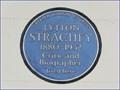 Image for Lytton Strachey - Gordon Square, London, UK