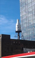 Image for Guaranteed Pure Milk Bottle, Montreal, Quebec, Canada