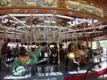 Image for Herschell-Spillman Carousel - Greenfield Village, Michigan, USA.
