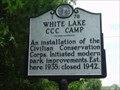 Image for White Lake Ccc Camp
