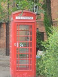 Image for Buckden Red  Telephone Box