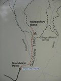 Image for Grandview Trail Map - Grand Canyon