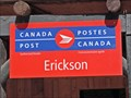 Image for Canada Post - V0B 1K0 - Erickson, British Columbia