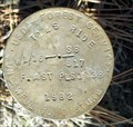 Image for T14S R10E S8 17 W 1/16 COR - Deschutes County, OR