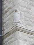 Image for Camouflaged Dragon -- Douglas Co. Courthouse, Lawrence KS