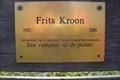Image for Frits Kroon, Lisserbroek
