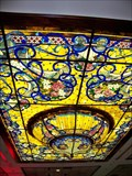 Image for Silver Legacy Casino Stained Glass Ceiling - Reno, NV