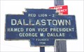 Image for Blue Plaque: Dallastown