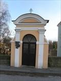 Image for Kaplicka na Starém moste / Chapel on Old bridge - Jaromer, CZ
