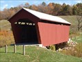 Image for Manchester Covered Bridge (35-61-33) - Noble County, Ohio