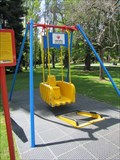 Image for Wheelchair Swing - Queens Park Play Ground - Invercargill, New Zealand