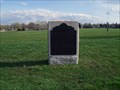 Image for Army of The Potomac, 11th Corps Tablet - Gettysburg, PA