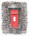 Image for Victorian Post Box - The Street, Sholden, Kent, UK.