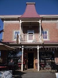 Une des plus vieilles maisons du village 1895