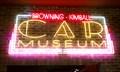 Image for Browning Kimball Classic Car Museum - Ogden, Utah