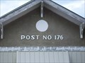 "Image for ""American Legion Post 176"" Davis, South Dakota"
