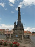 Image for Marian Column, Velvary, Czech Republic