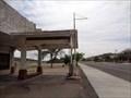 Image for Peach Springs Shell Gas Station - Peach Springs, Arizona, USA.[