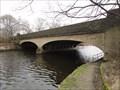 Image for Cooper Bridge Over The River Calder - Huddersfield, UK