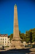 Image for Obélisque de Nancy - Nancy, FR