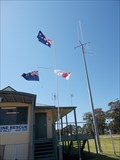 Image for Marine Rescue Nautical Flag Pole - Sussex Inlet, NSW