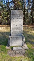 Image for Fort Colville Monument - Kettle Falls, WA