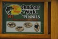 Image for Bass Pro Shops Outdoor World Penny Smasher
