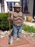 Image for Smokey Bear - Route 66 - Williams, Arizona, USA,