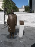 Image for Alabama Chief Justice Sonny Hornsby - Montgomery, Alabama