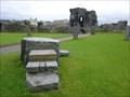 Image for Gorsedd Stones - Aberystwyth Caste - Ceredigion, Wales, Great Britain.