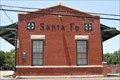 Image for Gulf, Colorado, & Santa Fe Depot -- Lampasas Downtown Historic District, Lampasas TX